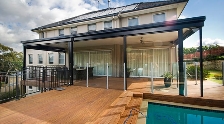 Alfrescos by Pergola Land Sydney