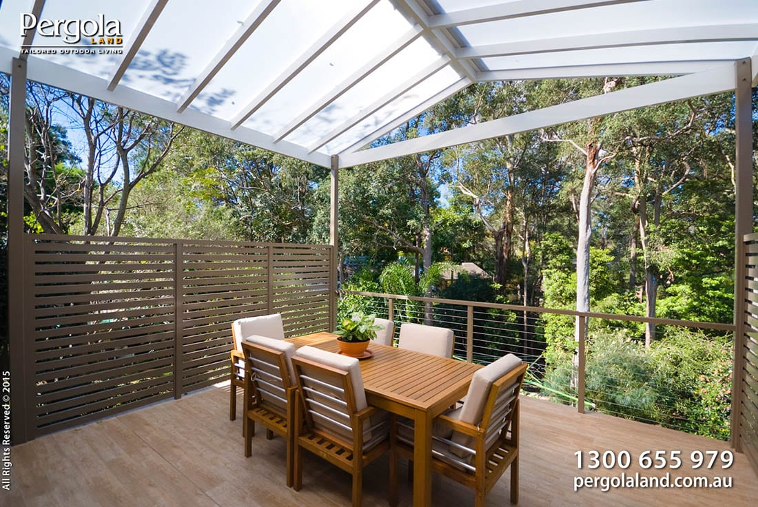 The Benefits Of Having A Gabled Pergola