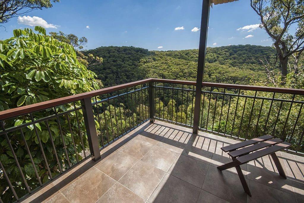 Pergola, deck and Alfresco Handrails